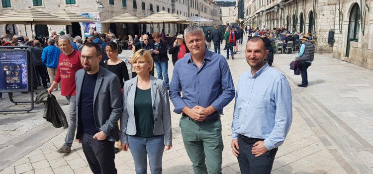 Srđ je Grad i politička platforma Možemo! najavili suradnju