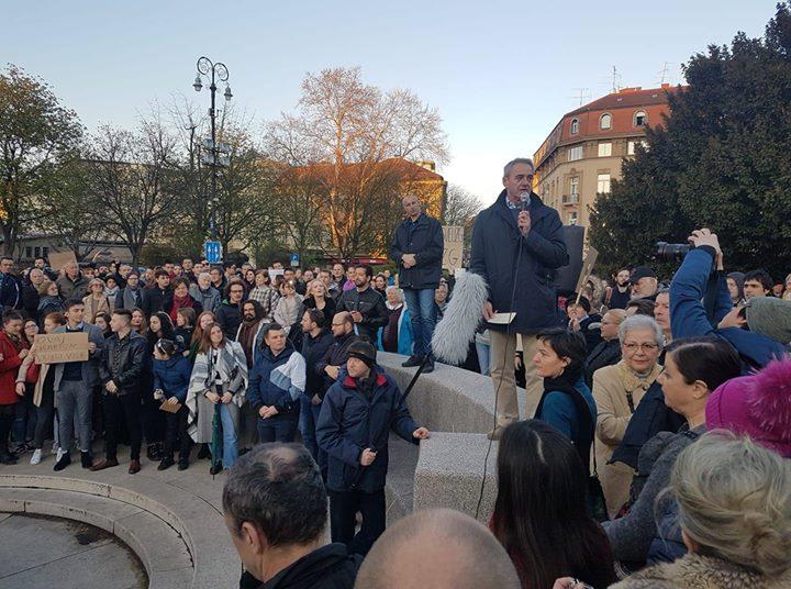 Damir Bakic: Senat Sveučilišta je društvo s neo…