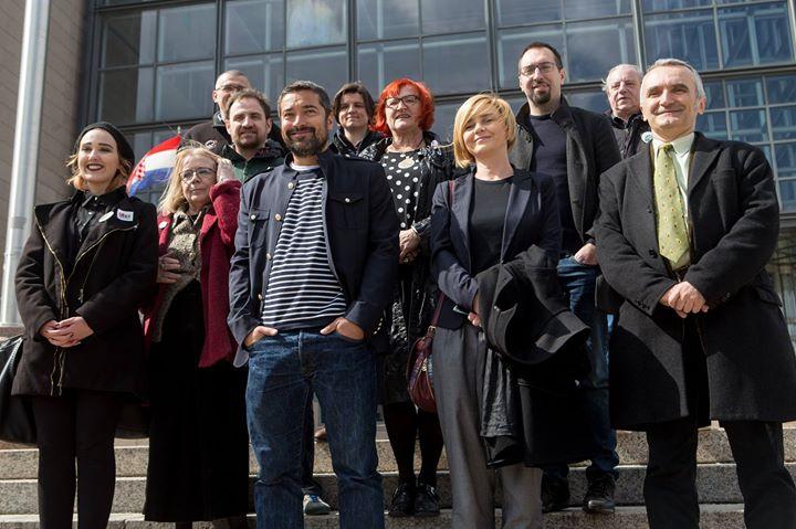 Danas smo predstavili koaliciju zelene ljevice za …