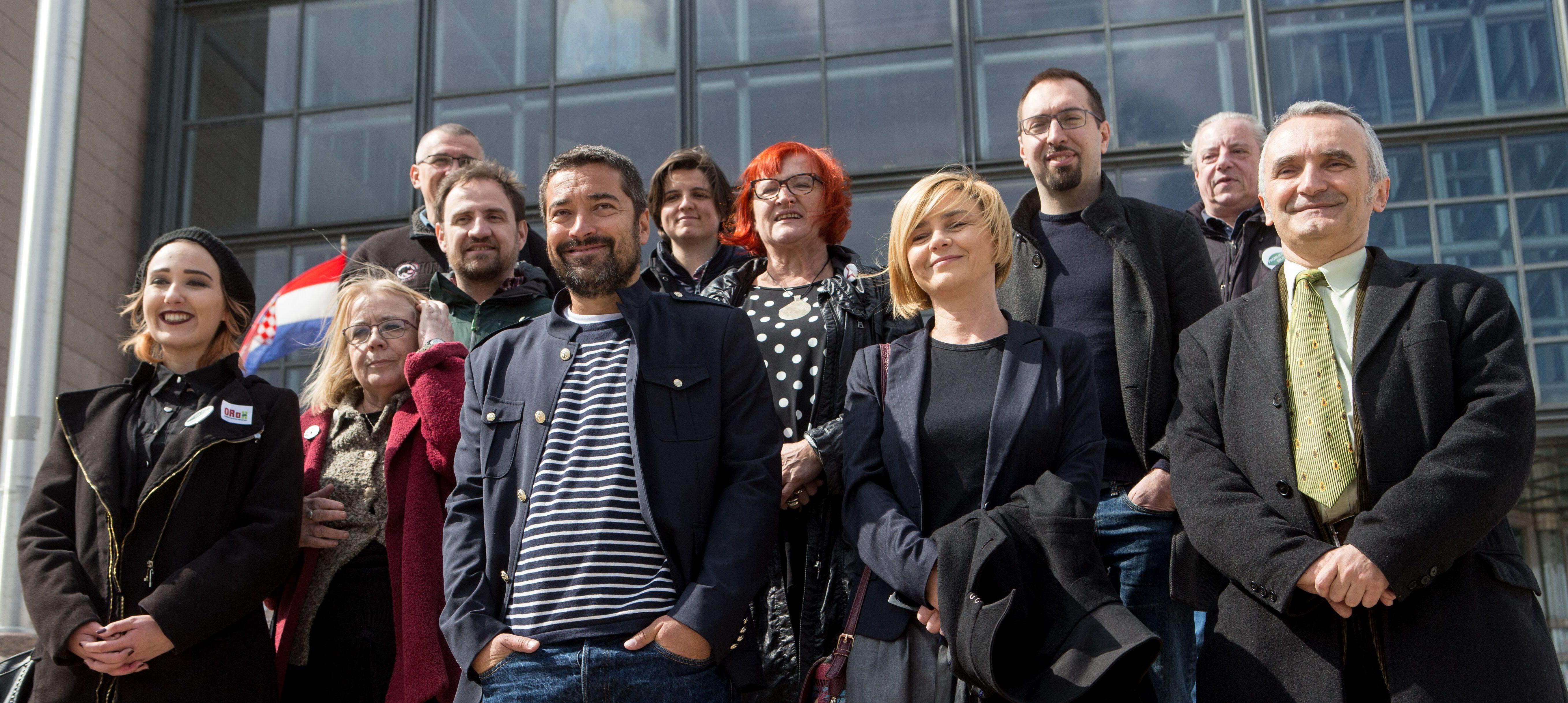Najavljena koalicija za europske izbore, u subotu predstavljamo kandidate i program!