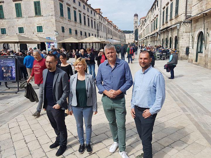 Danas smo u Dubrovniku najavili suradnju s listom …