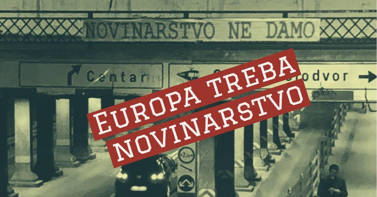 Odgovor na zahtjeve Europske federacije novinara i Hrvatskog novinarskog društva