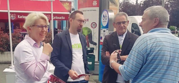 Osnovana lokalna grupa političke platforme Možemo! u Karlovcu: Nećemo čekati političke mesije!