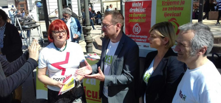Koalicija zelene ljevice u Puli istaknula: Bez industrije nema razvijene Istre