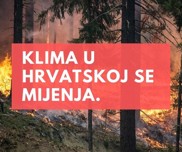 Prema Državnom meteorološkom zavodu u Hrvatskoj …