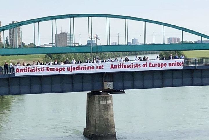 Bruna Esih je izjavom da je Dan oslobođenja Zagre…