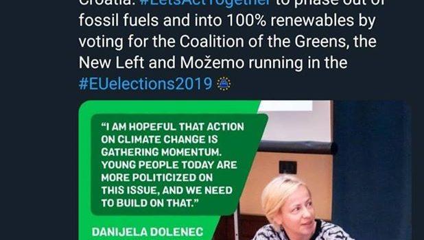 Borba protiv klimatskih promjena sve je snažnija….