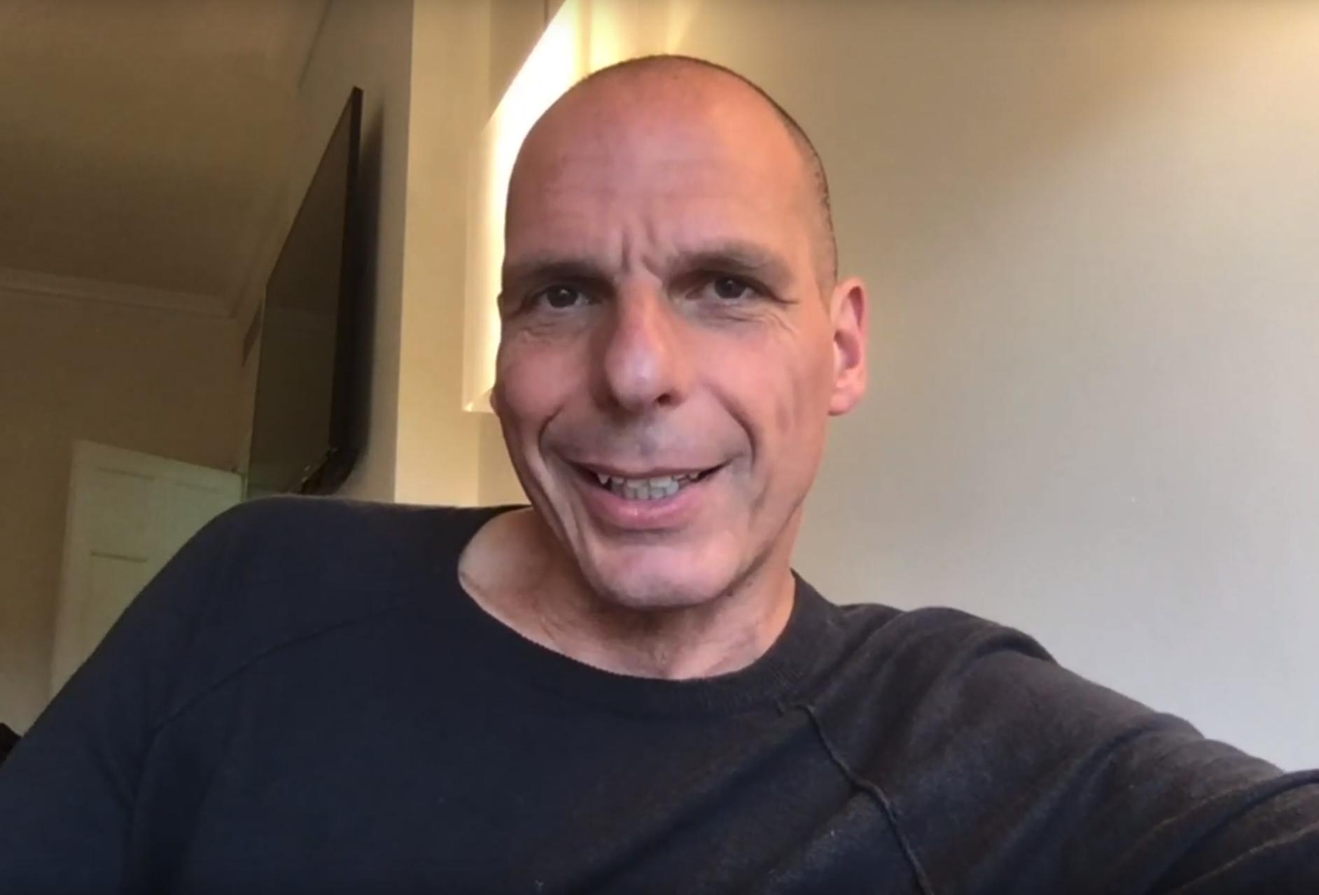 Yanis Varoufakis dao podršku političkoj platformi Možemo!  za EU izbore!