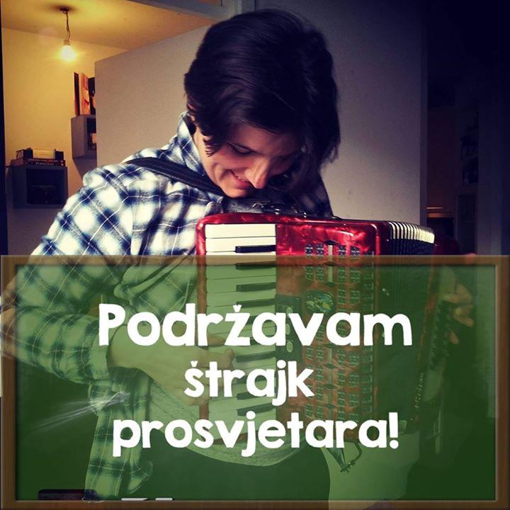Naša Jelena Miloš o štrajku prosvjetara: AJMO, …