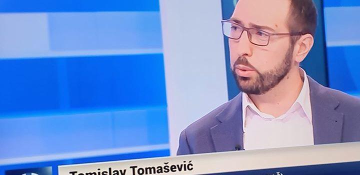 Tomislav Tomašević: to kako gradonačelnik i gra…