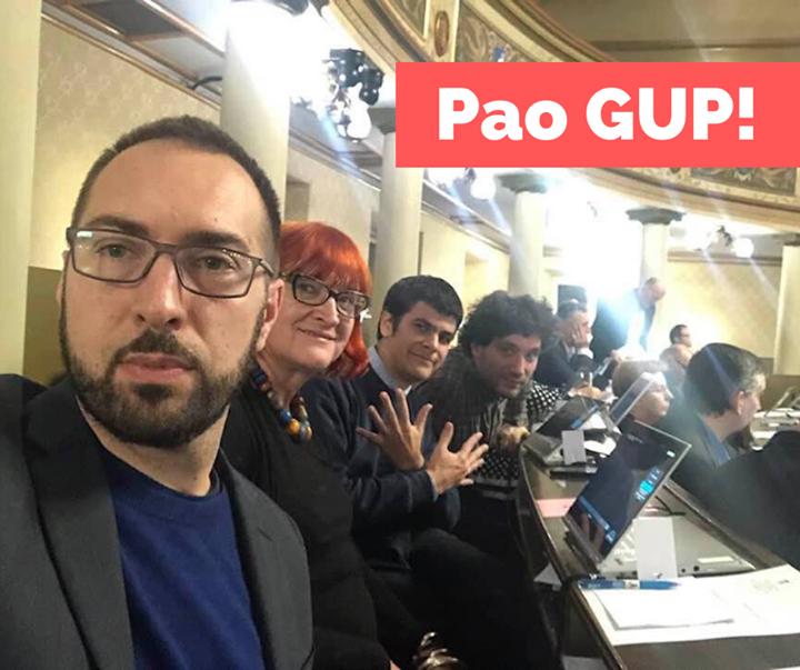 PAO GUP! Hvala našem Tomislav Tomaševiću i svim…