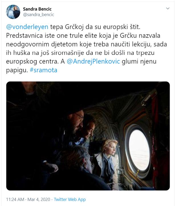 Naša Sandra Benčić o događanjima na Tursko – G…
