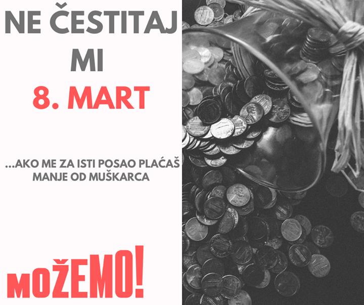 Muškarci u Hrvatskoj u prosjeku na godišnjoj raz…