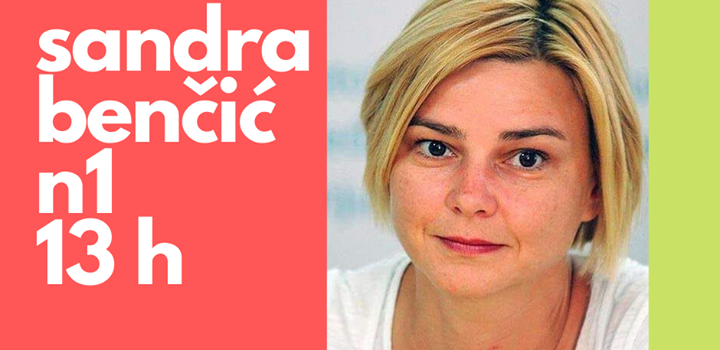Sandra Benčić u 13 sati gostuje na N1 Hrvatska! …