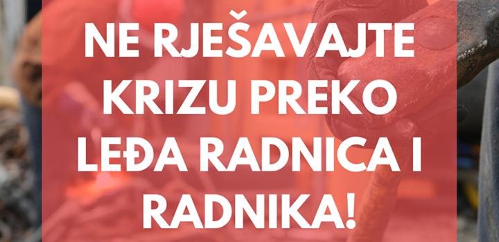 Vlada Republike Hrvatske priprema zakon kojim žel…