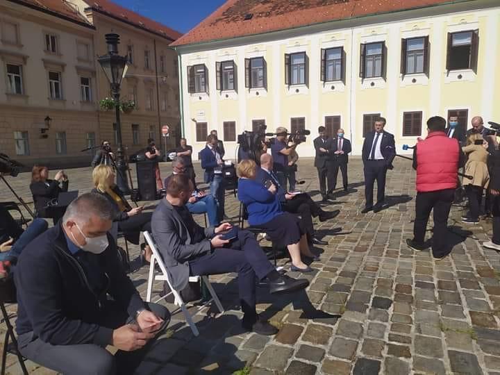 """Nakon """"blagog"""" debakla Zagreb Summita na kojem…"""