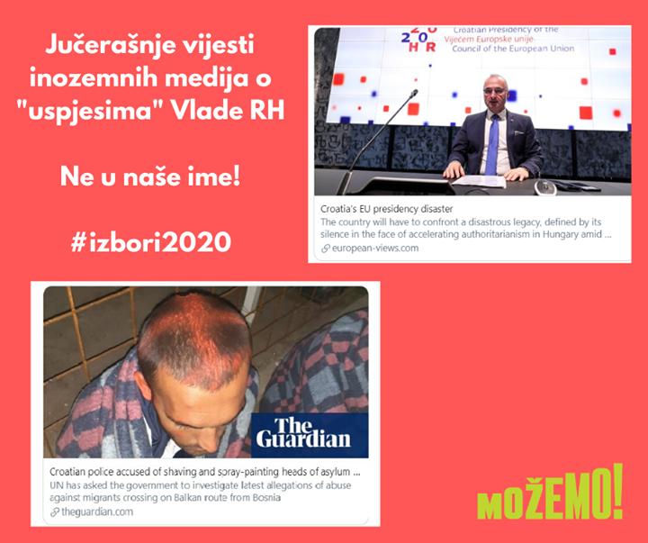 #možemo #izbori2020…