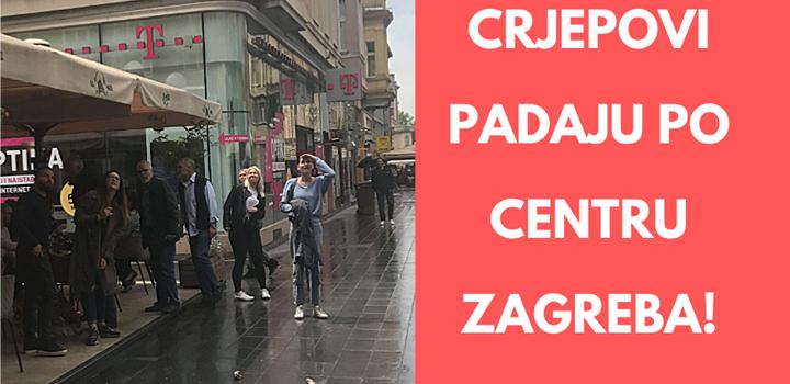 Prošlo je 58 dana od potresa, a hodanje po Zagreb…