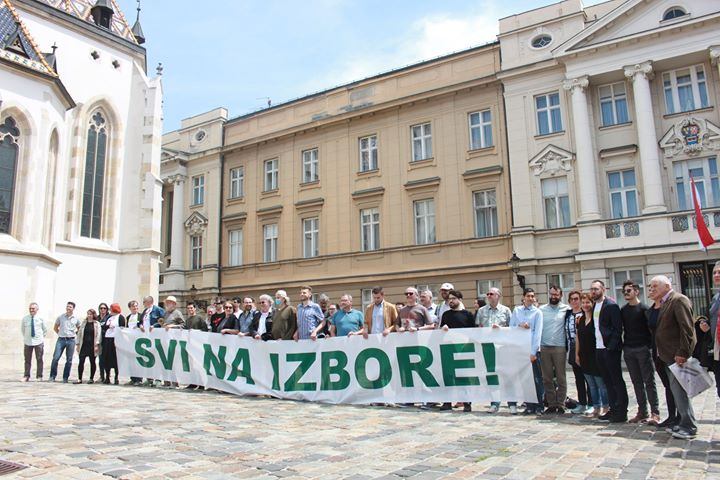 """Predstavili smo koaliciju """"Možemo! – Nova ljevi…"""