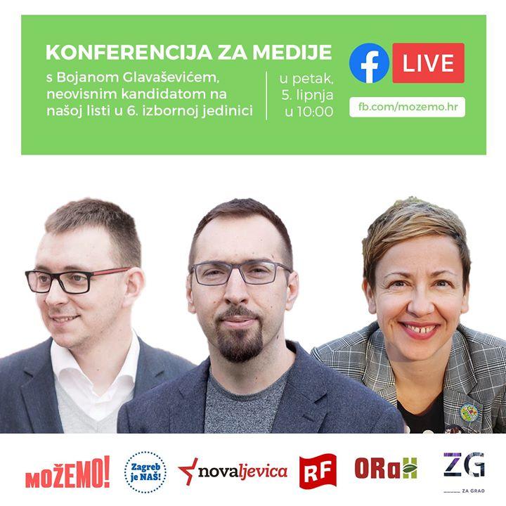 Naši Tomislav Tomašević i Danijela Dolenec će …