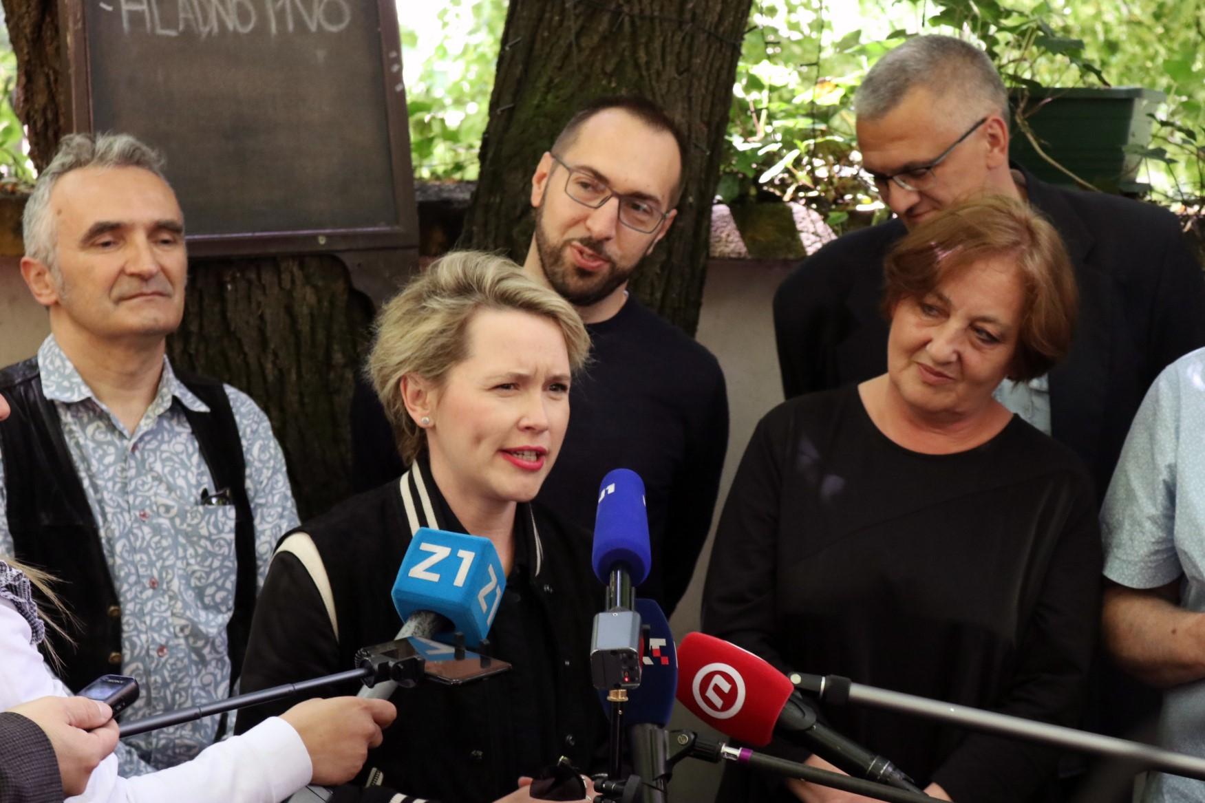 Ivana Kekin: Mi ne idemo nigdje!