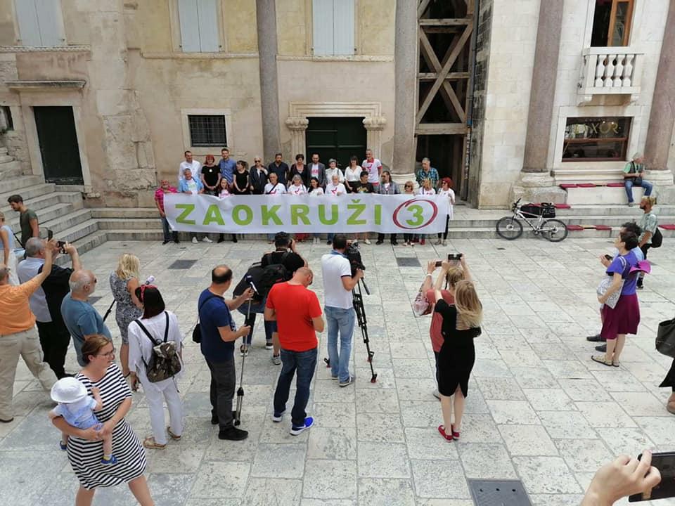 Tomislav Tomašević o predstavljanju u Splitu