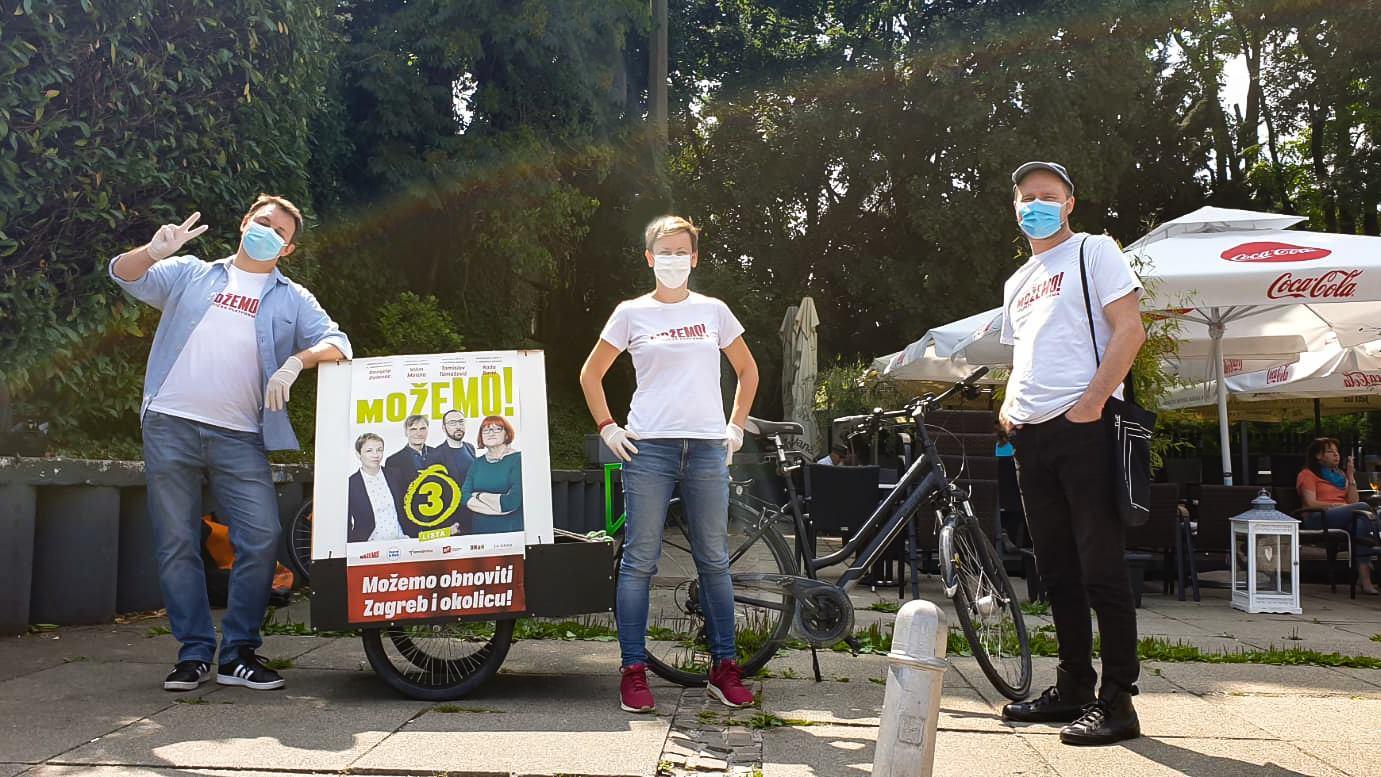 Vratili smo se na ulicu, pridržavajući se epidemioloških mjera!