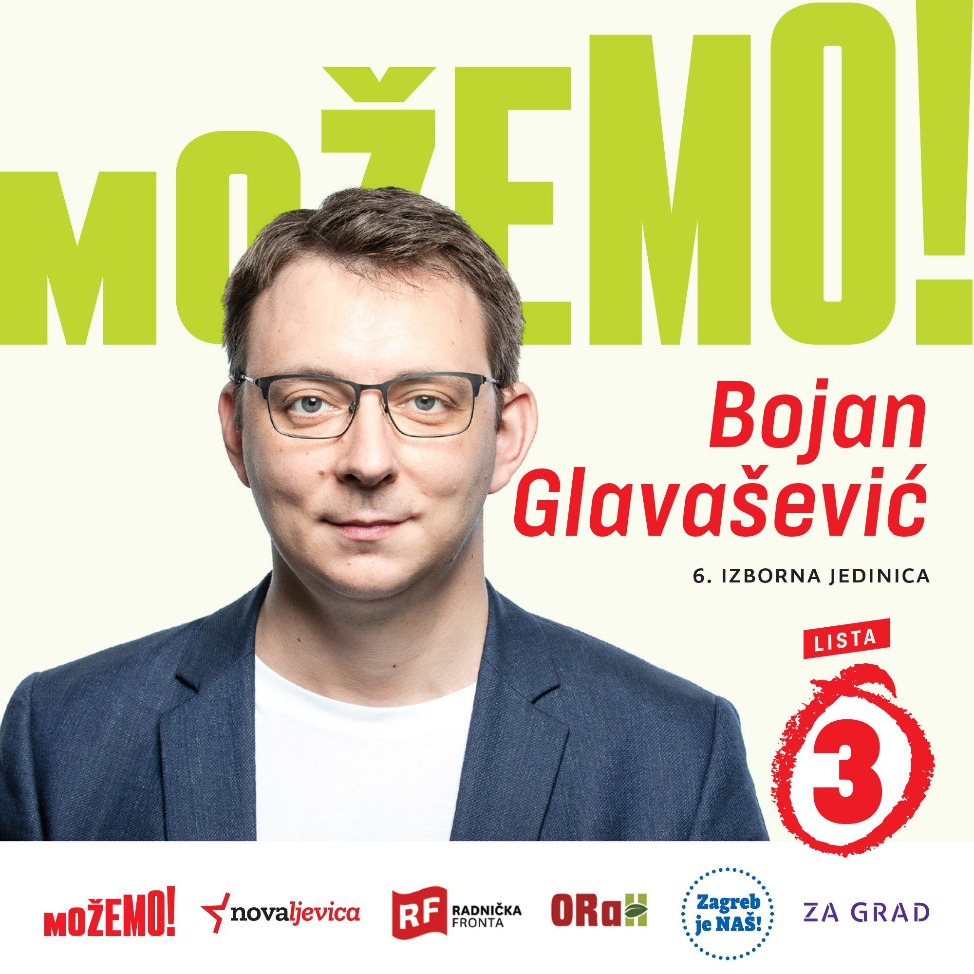 Predstavljamo Bojana Glavaševića