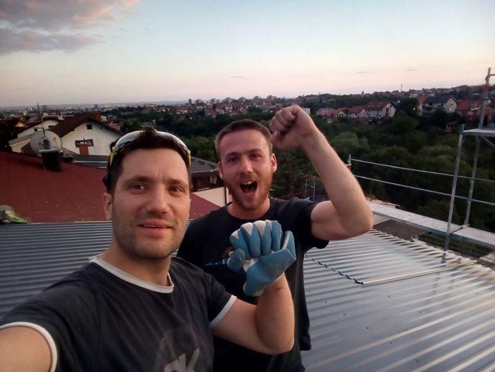 Ovo nam za laku noć šalje ekipa sa zagrebačkih …