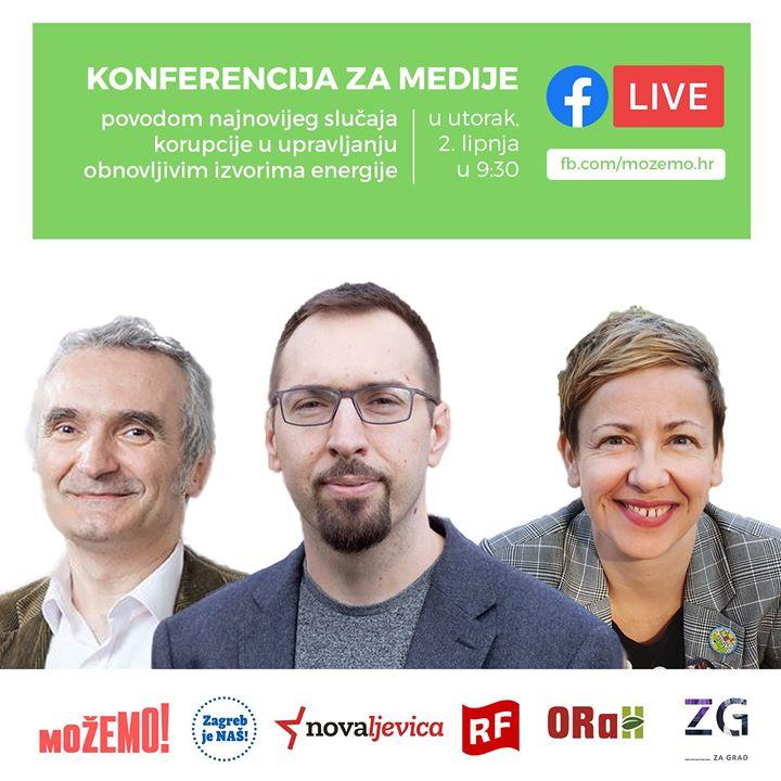 U 09:30 ćemo ispred ulaza u sjedište HDZ-a održ…