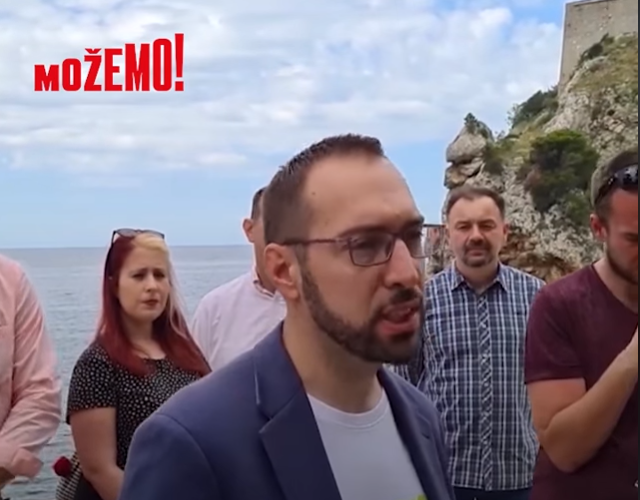 Tomislav Tomašević: Srđ je grad na našoj listi