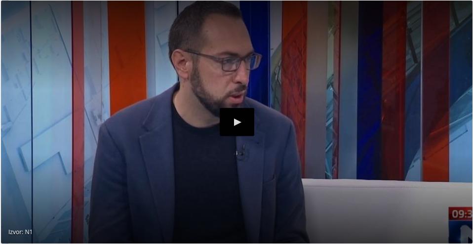"""Tomislav Tomašević: """"Sram me biti u državi gdje je politika ženskog tijela glavno pitanje kampanje"""""""