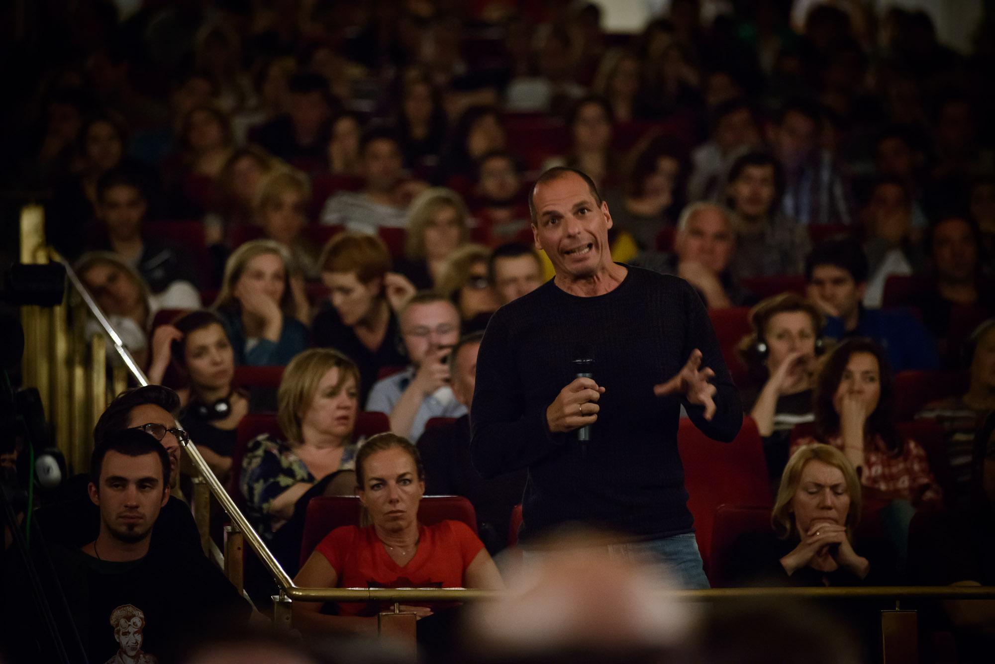 Yanis Varoufakis: Zajedno ćemo graditi progresivnu Europu