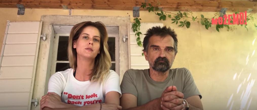 Podrška Leona Lučeva i Jelene Graovac