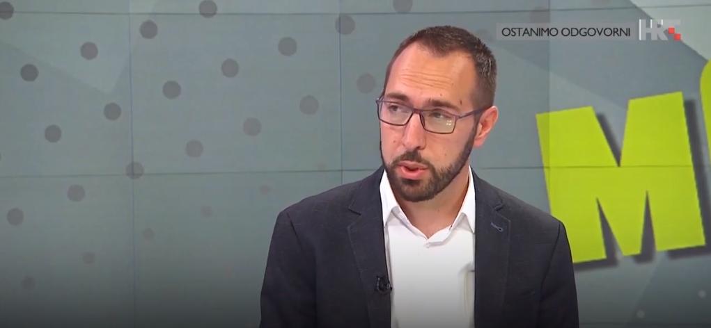 Tomašević: Mi smo zelena, moderna, mlada ljevica okrenuta budućnosti