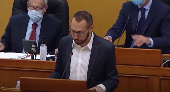 Tomislav Tomašević o programu Vlade RH