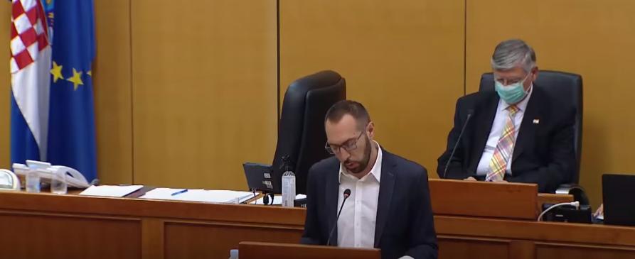 Prvi duel Tomislava Tomaševića i Andreja Plenkovića