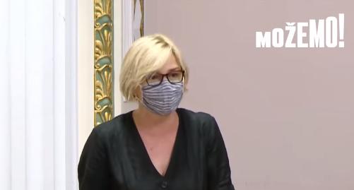 Sandra Benčić o programu Vlade