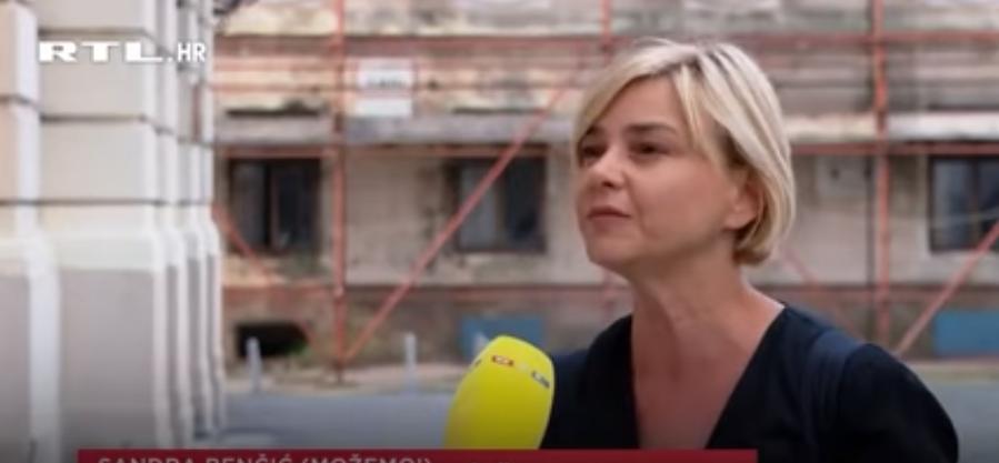 Sandra Benčić o studentima s invaliditetom