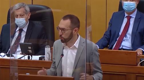 Tomašević: Sufinanciranje obnove je itekako opravdano