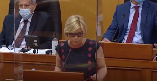 Benčić: Plan oporavka ujedno mora biti i naš zeleni razvojni plan