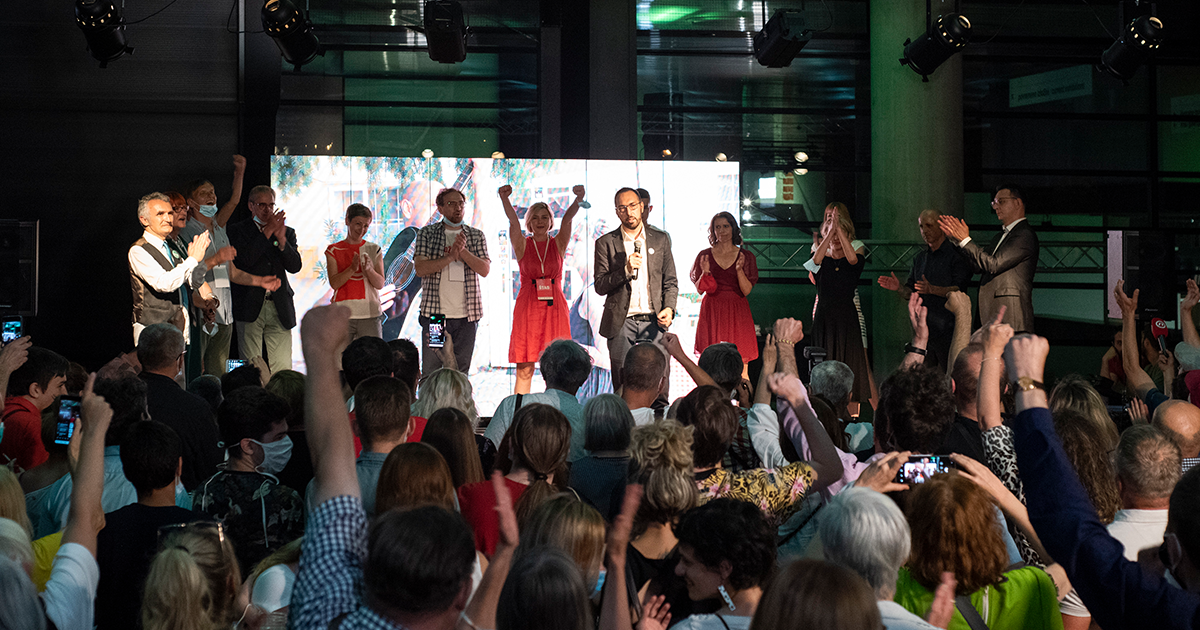 Zeleno-lijeva koalicija najučinkovitija u kampanji