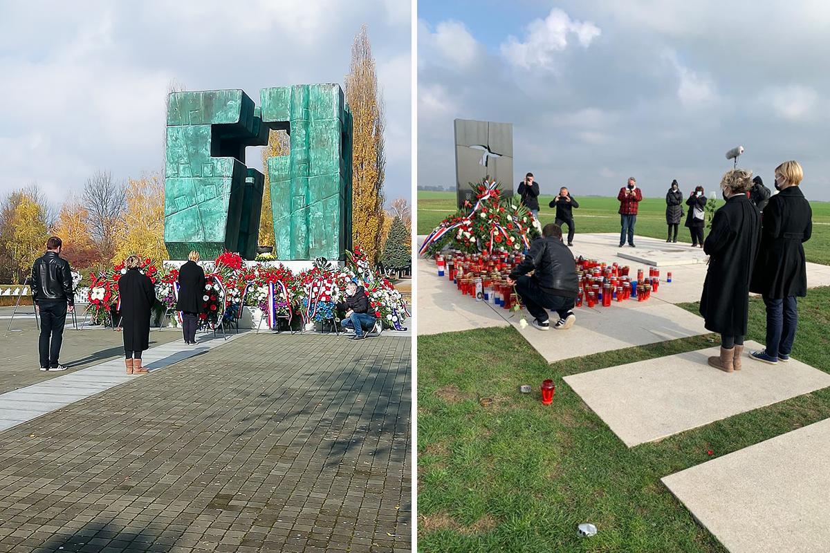 Možemo!, Nova ljevica i Bojan Glavašević položili vijence za žrtve Vukovara