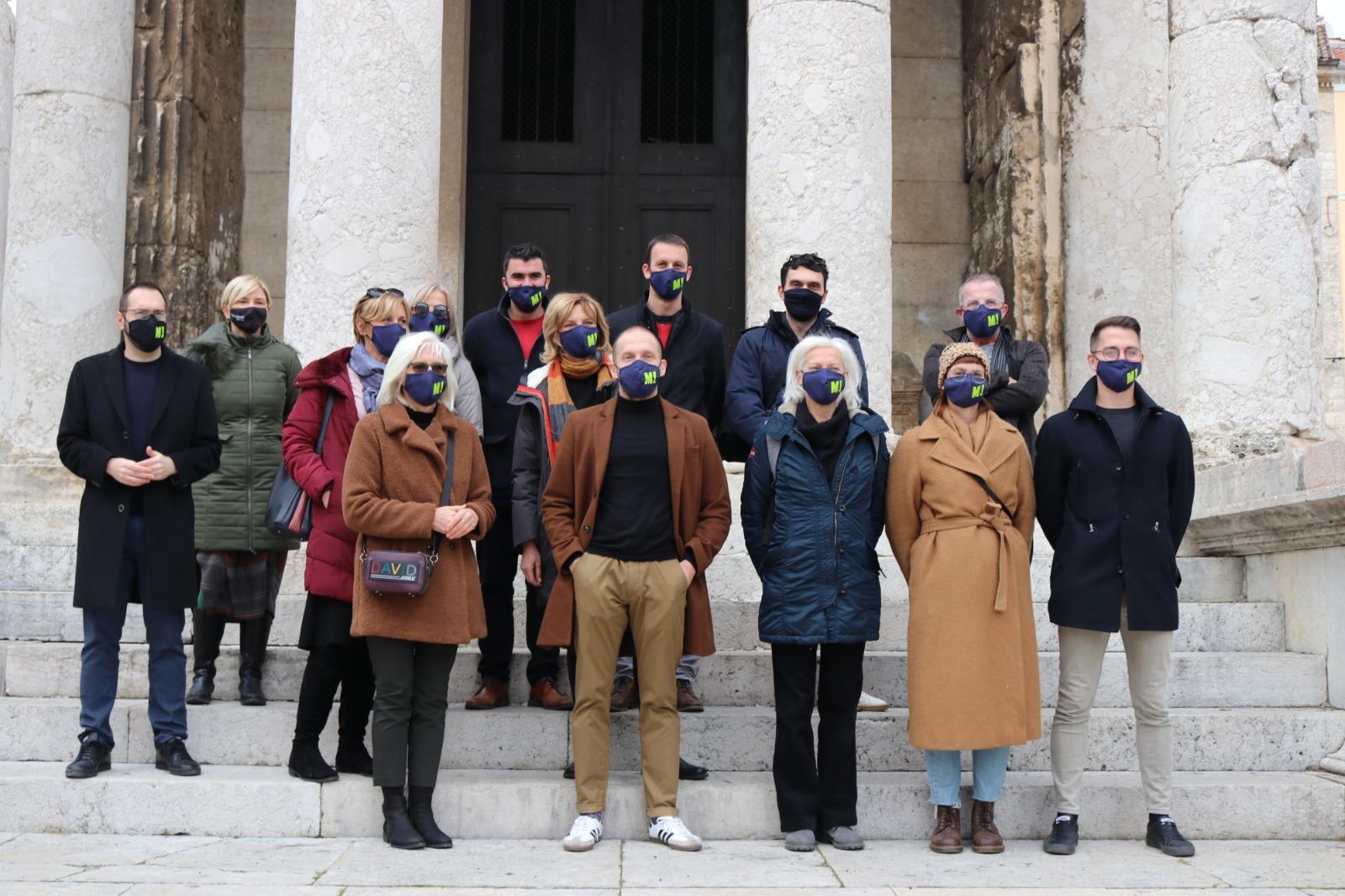 Formirana Inicijativna grupa Možemo! Pula: istarska politika konačno dobila zelenu ljevicu