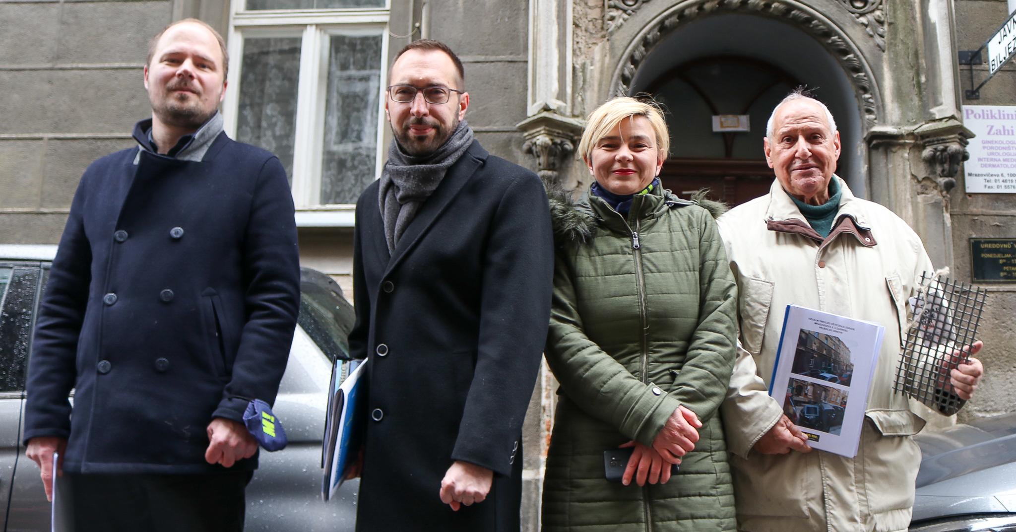 Možemo! i ZJN! predstavili inovativni model obnove zagrebačkih stambenih zgrada